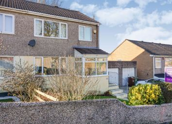 Thumbnail 3 bed semi-detached house for sale in Pode Drive, Plymouth