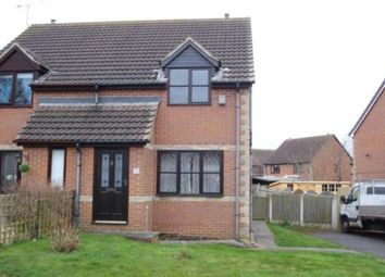 Thumbnail 2 bed semi-detached house to rent in St. Leger Way, Dinnington, Sheffield