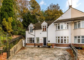 Thumbnail 4 bed semi-detached house for sale in Lawrence Road, West Wickham
