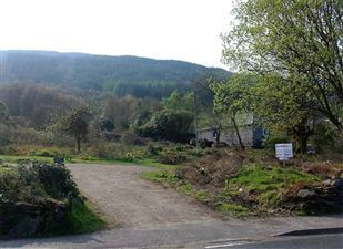 Thumbnail Land for sale in Building Plots, The Croft, Strachur
