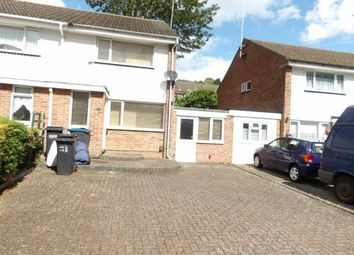 Thumbnail 2 bed semi-detached house for sale in Goldfinch Road, Selsdon Vale, Selsdon, South Croydon