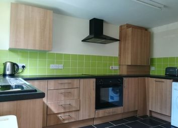 Thumbnail 2 bed flat to rent in Uplands Terrace, Swansea