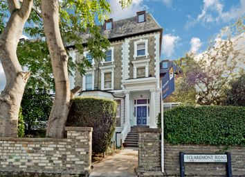 Thumbnail 2 bed flat for sale in Claremont Road, Surbiton