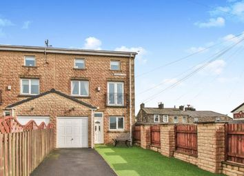 Thumbnail 4 bed end terrace house for sale in Haggate Fold, Briercliffe, Burnley, Lancashire