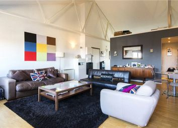 Thumbnail 1 bed flat for sale in Spectacle Works, 1A Jedburgh Road, London