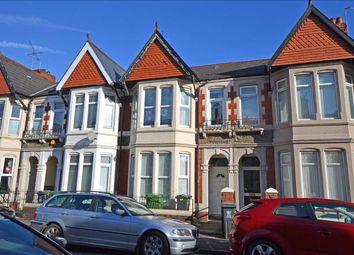 3 bed terraced house for sale in Heathfield Place, Heath/Gabalfa, Cardiff CF14