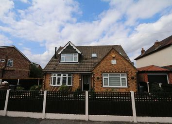 Thumbnail 5 bed detached house for sale in Raymond Avenue, Stockton Heath, Warrington, Cheshire