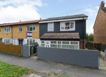 Paulsgrove, Portsmouth, Hampshire PO6. 3 bed end terrace house