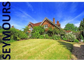 Thumbnail 5 bed detached house to rent in Okewood Hill, Dorking