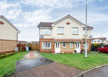 Thumbnail 3 bedroom semi-detached house for sale in Birch Close, Cambuslang, Glasgow