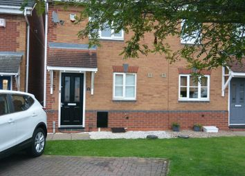 Thumbnail 2 bed town house to rent in Durban Road, Leicester