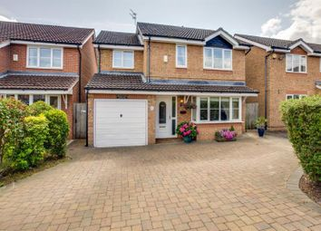 Thumbnail 4 bed detached house for sale in Gibson Close, Abingdon