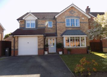 Thumbnail 4 bed detached house to rent in St. Georges Gate, Middleton St. George, Darlington