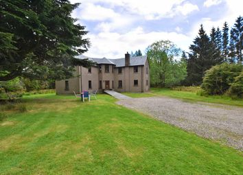 Thumbnail 4 bedroom detached house for sale in Clovullin, Ardgour