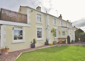Thumbnail 2 bed cottage for sale in Dee View Road, Lower Heswall, Wirral