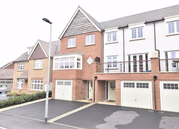 Thumbnail 4 bed end terrace house for sale in Colts Ground, Cheswick Village, Bristol