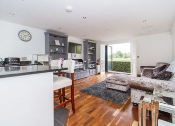 Thumbnail 1 bed flat for sale in Woolston Manor Apartments, Abridge Road, Chigwell