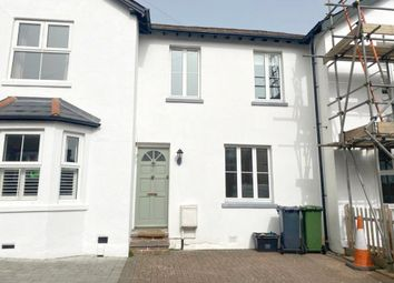 Thumbnail 3 bed terraced house to rent in Glovers Road, Glovers Road, Reigate, Surrey