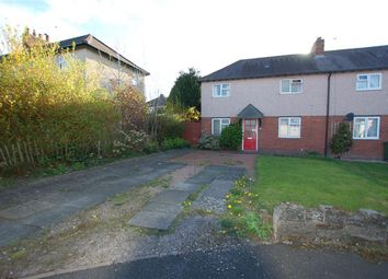 Thumbnail 2 bed semi-detached house for sale in Grange Road, Stourbridge