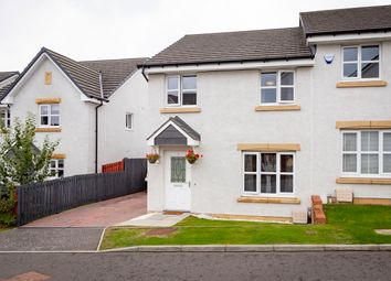 Thumbnail 3 bed semi-detached house for sale in Mill Lade Drive, Woodilee Village, Lenzie