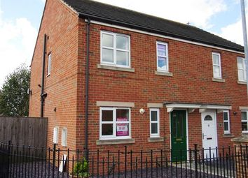 Thumbnail 3 bed semi-detached house to rent in Temple Road, Scunthorpe