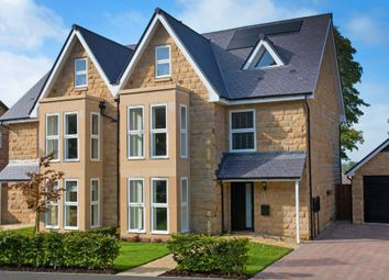 Thumbnail 5 bed semi-detached house for sale in Kent Drive, Harrogate