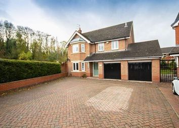 Thumbnail 4 bed detached house to rent in Snelsmoor Lane, Chellaston, Derby