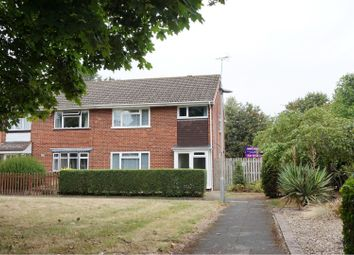 Thumbnail 4 bed semi-detached house for sale in Holland Pines, Bracknell
