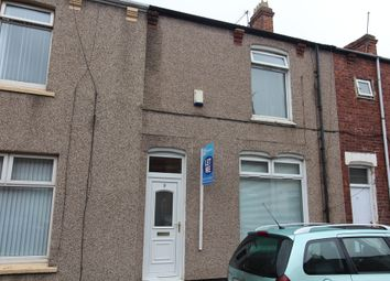 Thumbnail 3 bed terraced house to rent in Whitburn Street, Hartlepool