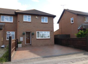 Thumbnail 3 bed end terrace house for sale in Sussex Close, Aylesbury