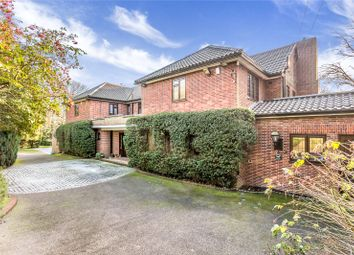 Thumbnail 5 bed detached house for sale in Priory Close, Stanmore, Middlesex
