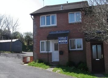 Thumbnail 1 bedroom end terrace house to rent in Tlysfan, Fishguard
