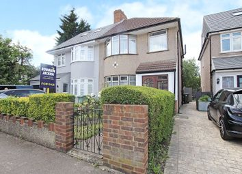 3 bed semi-detached house for sale in Merrilees Road, Sidcup, Kent DA15