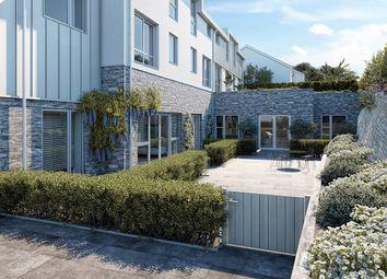 Thumbnail 2 bed flat for sale in Karrek, Harlyn Bay