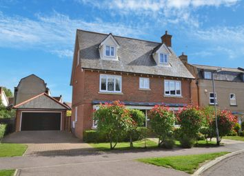 Thumbnail 5 bed detached house for sale in Fitzwalter Road, Flitch Green, Dunmow, Essex