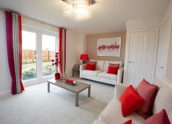 Thumbnail 3 bed property to rent in Castlemilk Court, Winsford