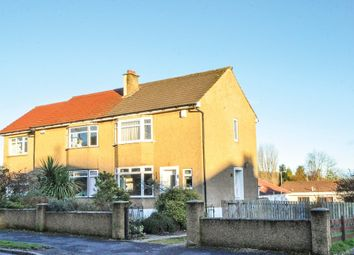 Thumbnail 3 bed semi-detached house for sale in Braefoot Avenue, Milngavie, Glasgow