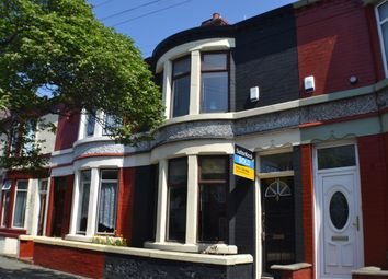 Thumbnail 4 bed terraced house to rent in Rathbone Road, Wavertree, Liverpool