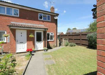 Thumbnail 2 bed semi-detached house for sale in Maple Crescent, Ludgershall, Andover