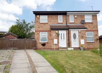 Thumbnail 2 bed semi-detached house for sale in Meadow Vale, Outwood, Wakefield