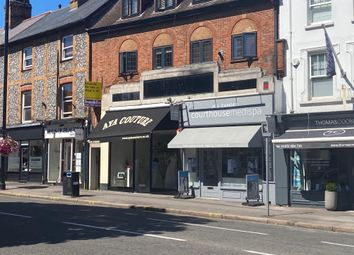 Thumbnail Retail premises for sale in High St, Esher
