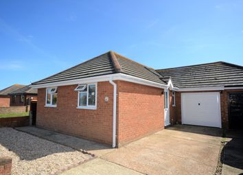 Thumbnail 3 bed detached bungalow for sale in Lade Fort Crescent, Greatstone, Kent