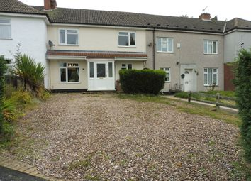 Thumbnail 3 bed terraced house for sale in Springwood Farm Road, Midway, Swadlincote