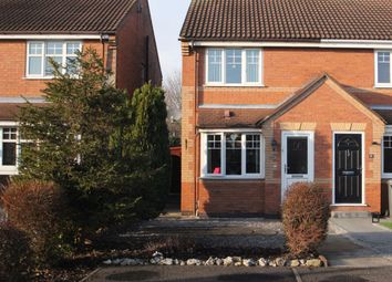 Thumbnail 2 bed semi-detached house for sale in Cranberry Way, Hull