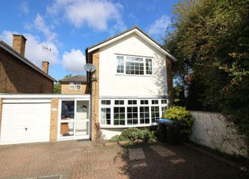 Thumbnail Link-detached house for sale in Fir Park, Harlow