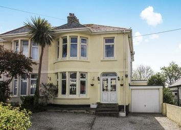 Thumbnail 5 bed semi-detached house for sale in St. Austell, Cornwall, St.Austell