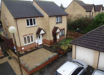 Thumbnail 3 bedroom semi-detached house for sale in Hoathly Mews, Kents Hill, Milton Keynes