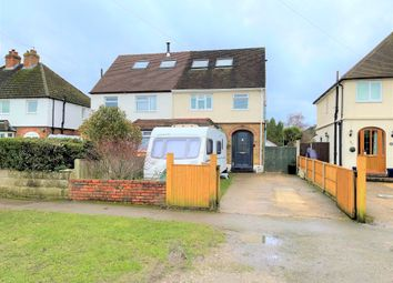 Thumbnail 5 bed semi-detached house for sale in Woodlands Road, Guildford