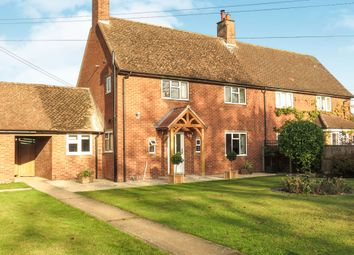 Thumbnail 3 bed semi-detached house for sale in Main Street, Grendon Underwood, Aylesbury