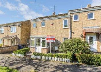 2 bed end terrace house for sale in Maple Drive, Huntingdon, Cambridgeshire PE29